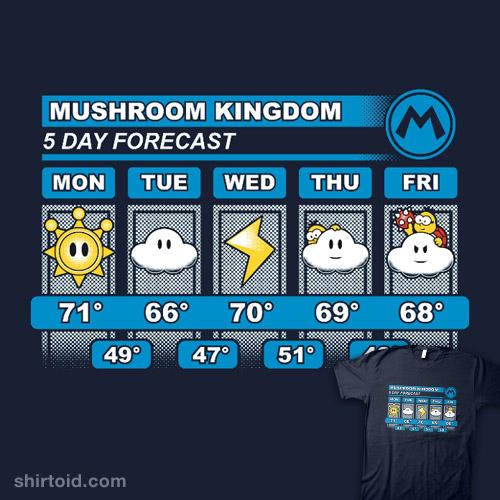 Mario-weather